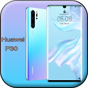Theme for Huawei P30 Pro: Huawei P30 Pro launcher icon