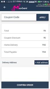 Maxbeni - Online Shopping - náhled