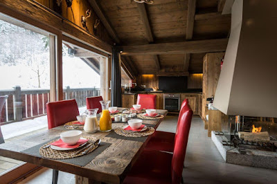 The Picture Perfect Getaway in the Chamonix Valley