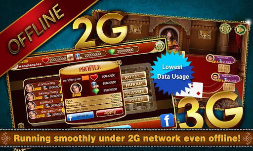 Teen Patti Offlineu2663Klub-The only 3patti with story 2.8.6 5