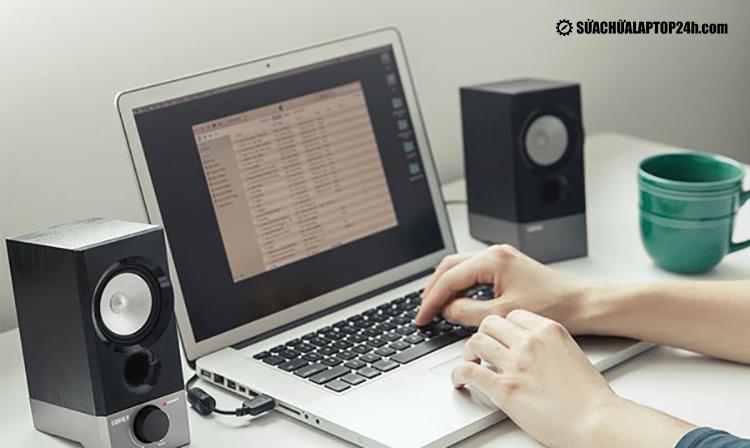 Nguyên nhân gây lỗi laptop không nhận loa