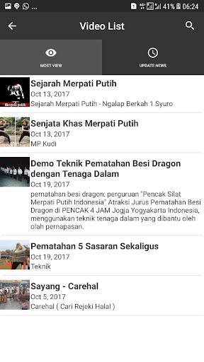 Mp Official Merpati Putih