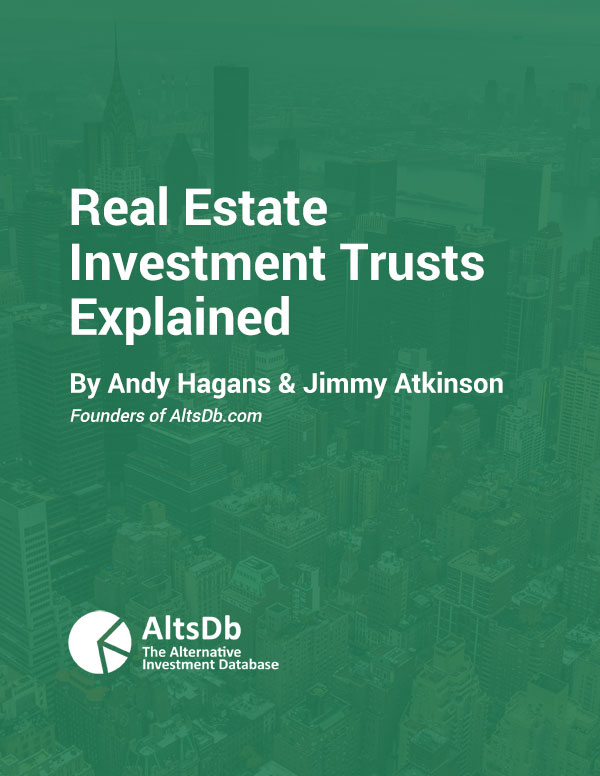 Real Estate Investment Trusts Explained