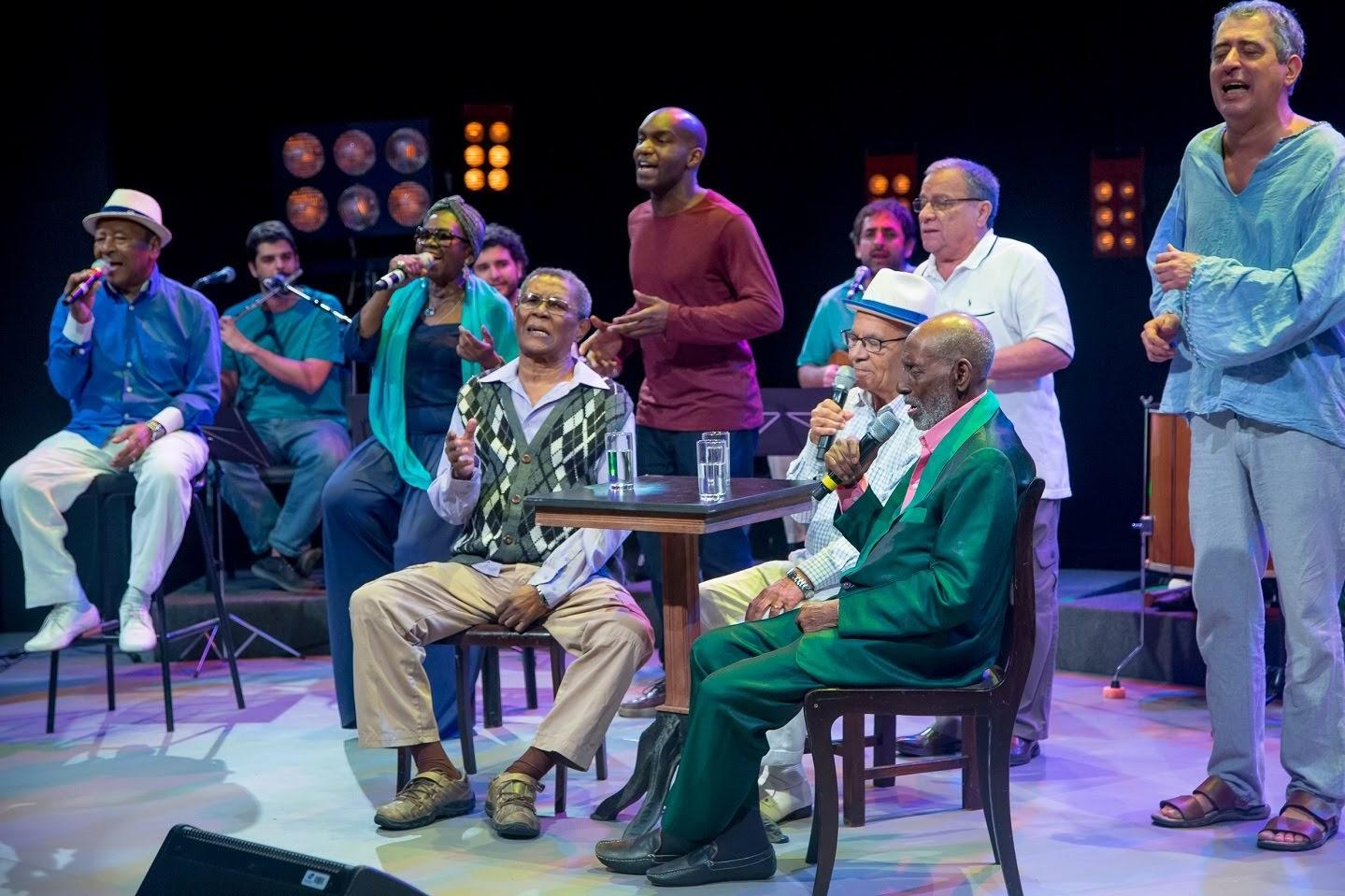 TV Brasil apresenta show em homenagem a Nelson Sargento neste sábado (28/7)