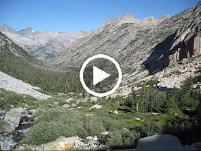 Video: video of the Golden Staircase.  I was lucky to climb 1500' in the shade.