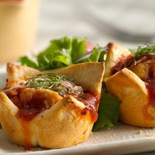 Parmesan Chicken Mini Pies.