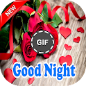 Good Night Images Gif icon