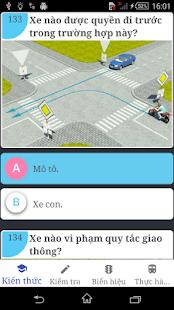 Ôn thi lái xe máy A1 - náhled