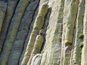 Photo: More climbers