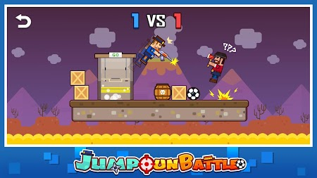 Jump Gun Battle APK screenshot thumbnail 12