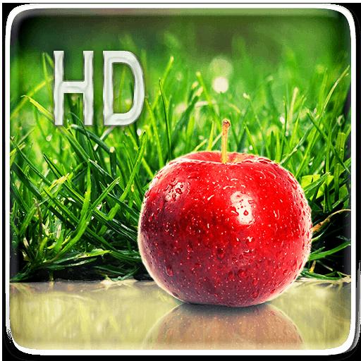 HD动态壁纸 個人化 App LOGO-APP試玩
