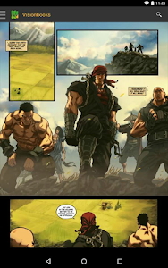 Visionbooks Comic Reader screenshot 8