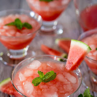 Watermelon Cocktail.
