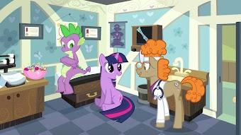 Spike wird raffgierig