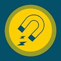 EMF Radiation Meter, EMF Meter, Sensors Test icon