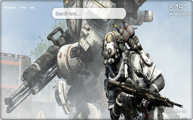 Titanfall 2 HD Wallpaper Themes