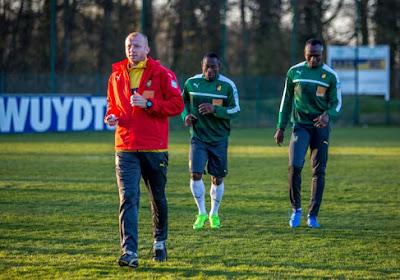"""Sven Vandenbroeck, un Belge à la tête de la Zambie: """"Ses objectifs sont clairs"""""""