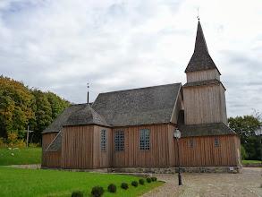 Photo: Església de fusta del segle XVII.