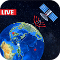 Live Earth map HD - World map, Satellite view 3D icon