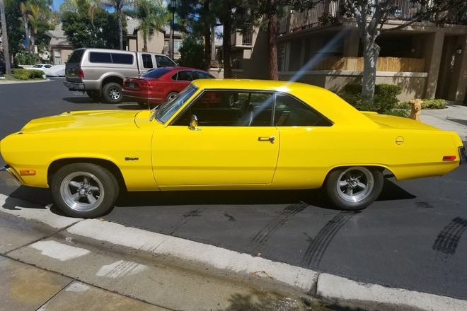 1973 Plymouth SCAMP Hire CA