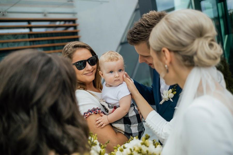 Fotógrafo de bodas Kamil Turek (kamilturek). Foto del 17.01.2019