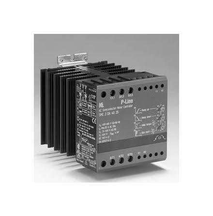Mjukstart/stopp 11 kW, 400 VAC, 25A