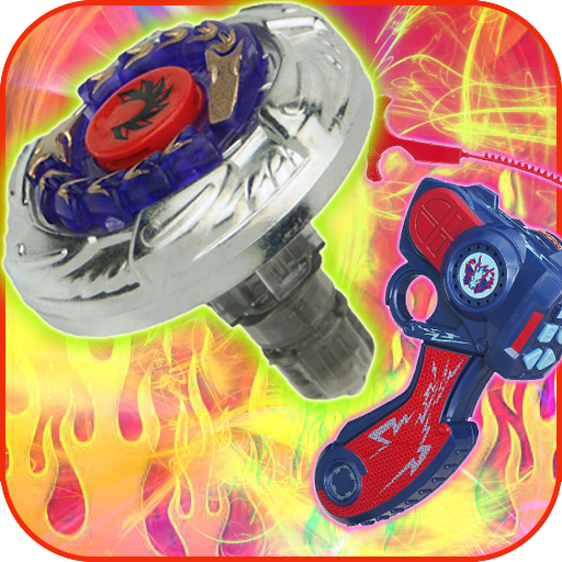 Spinner Beyblade Top Games