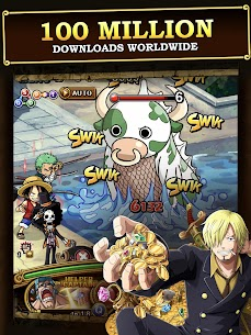 ONE PIECE TREASURE CRUISE Mod Apk Download For Android and Iphone 5