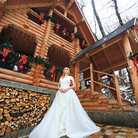 Wedding photographer Mikhail Grebenev (MikeGrebenev). Photo of 22.02.2018