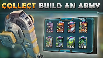 Star Quest: TCG - Sci Fi Card Space Game. Free CCG