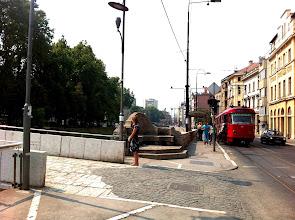 Photo: Latin bridge where Archduke Franz Ferdinand of Austria - heir to throne - was assassinated, which sparked WWI.  Sarajevo.