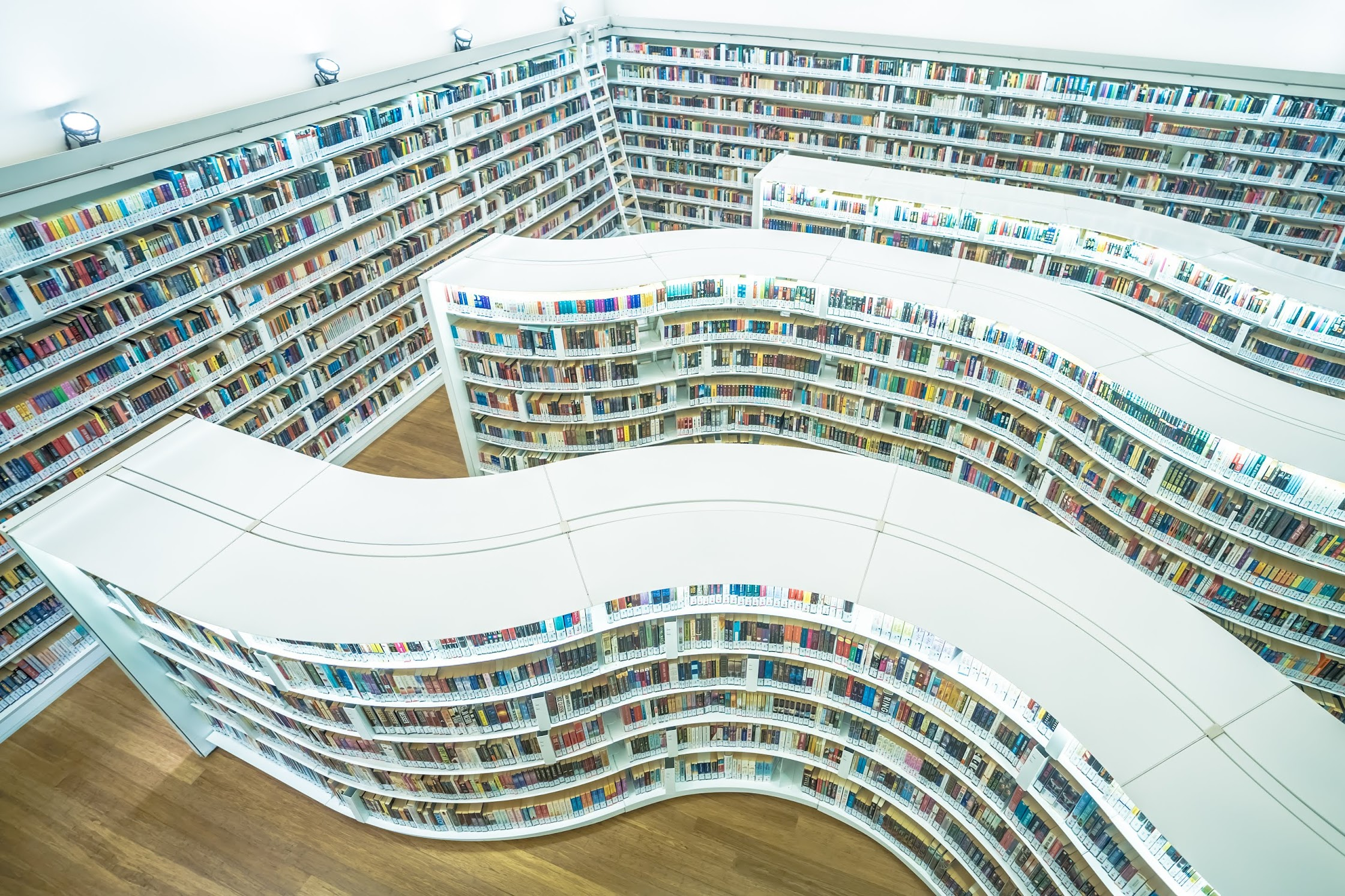 Singapore library@orchard3