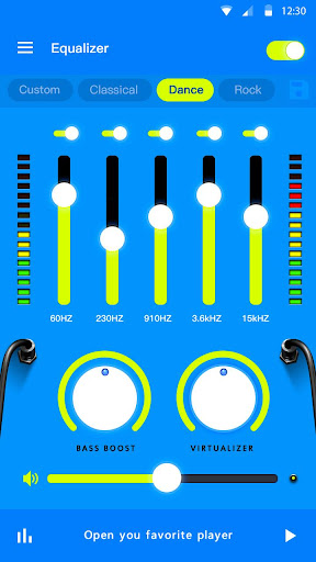 Music Equalizer - Bass Booster & Volume Booster for PC