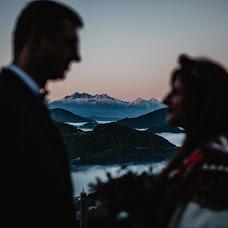 Wedding photographer Klaudia Amanowicz (wgrudniupopoludn). Photo of 03.10.2018
