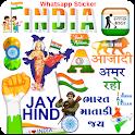 Republic Day Sticker - WAStickerApps icon
