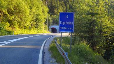 Photo: Kupres-hágó