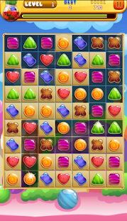 Candy Match Love Game - náhled