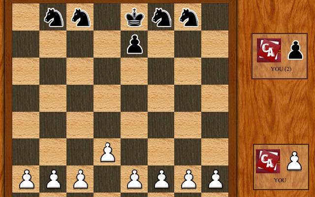 Schachspiele Spielen