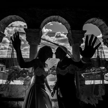 Fotógrafo de bodas David Almajano maestro (Almajano). Foto del 06.03.2018