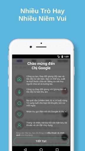 Chị Gu Gồ - Ứng Dụng Tạo Giọng Nói Của Chị Google