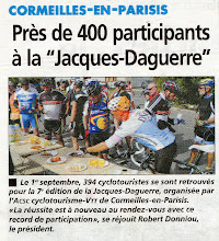 Photo: la Gazette du Val-d'Oise page 25 du 18 sept 2013