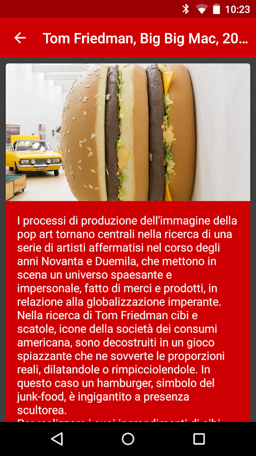 Triennale Plus- screenshot