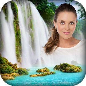 download Waterfall Photo Frame apk