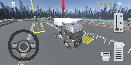 Truck Parking Simulator 2020: City  screenshots 8