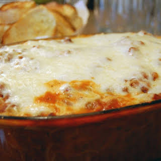 Baked Spaghetti With Ground Beef Recipes.