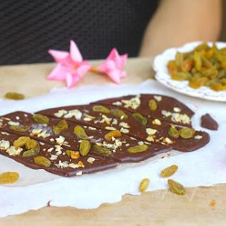 Carob Chocolate Recipes.