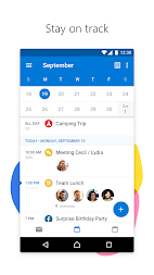 Microsoft Outlook APK screenshot thumbnail 5