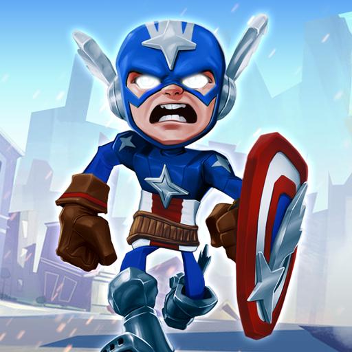 Team Z - League of Heroes: Superhero Games