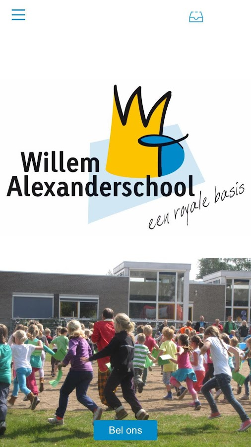 Willem Alexanderschool- screenshot