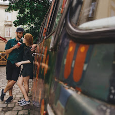 Wedding photographer Anastasiya Mozheyko (nastenavs). Photo of 05.06.2018